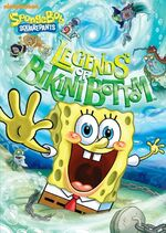 SpongeBob DVD - Legends of Bikini Bottom