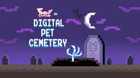 Digital Pet Cemetery