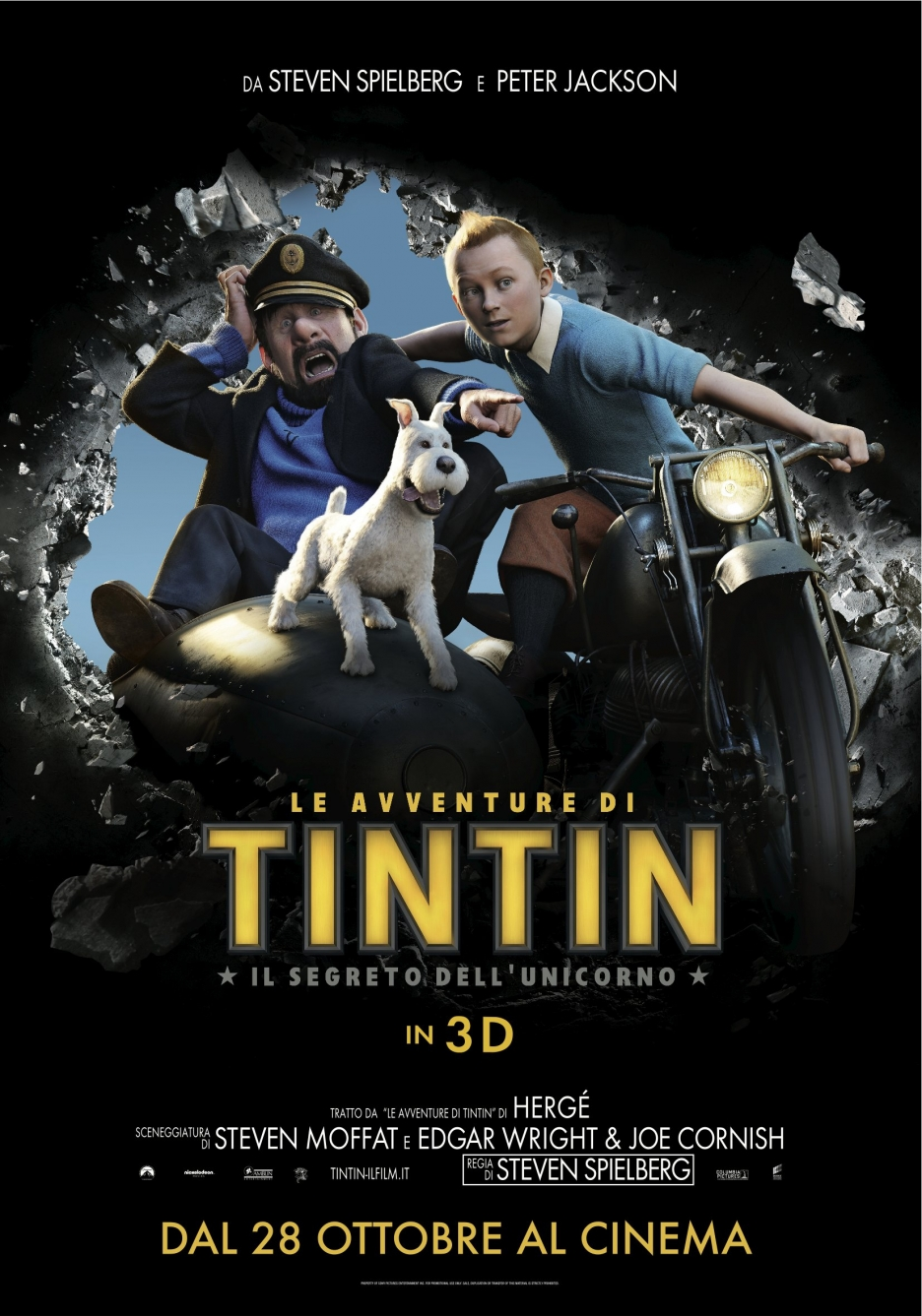 Image - 936full-the-adventures-of-tintin-poster.jpg ...