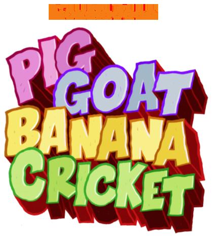 File:Pig Goat Banana Cricket logo.png