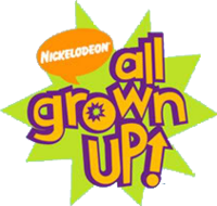 All Grown Up Logo