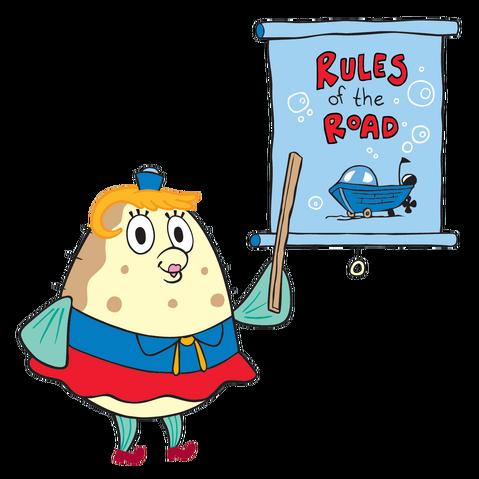 File:Mrs. Poppy Puff SpongeBob SquarePants TV Series Character.png