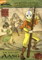 Avatar The Last Airbender The Tale of Aang Book