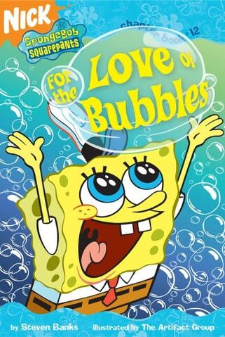 File:SpongeBob For the Love of Bubbles Book.jpg