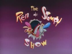The Ren and Stimpy Show Title Card