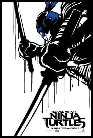 File:Teenage-Mutant-Ninja-Turtle-Street-Poster-Leonardo-600x887.jpg