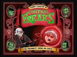 Danny Phantom Control Freaks
