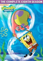 SpongeBob Season 8 DVD