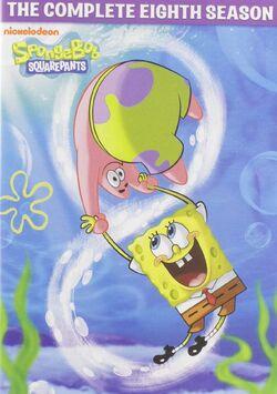 SpongeBob Season 8 DVD