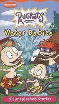 Rugrats Water Babies VHS