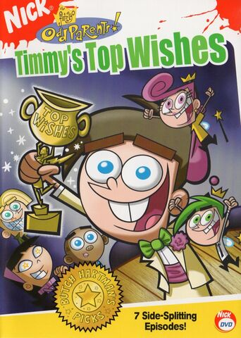 File:Fairly Odd Parents DVD - Timmy's Top Wishes.jpg