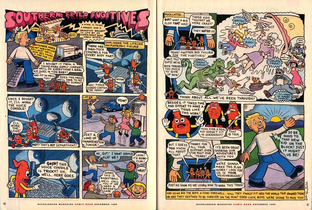 File:Nickelodeon Magazine comic Southern Fried Fugitives December 1999.jpg