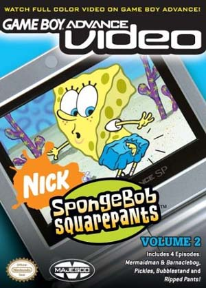 File:GBA Video SpongeBob Vol 2.jpg