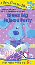 BluesPajamaPartyVHS
