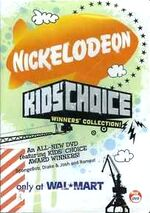 Kids' Choice Winners' Collection DVD