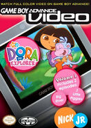 GBA Video Dora the Explorer Vol 1