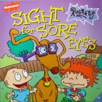Rugrats Sight for Sore Eyes Book