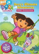 Dora the Explorer Dora's Ultimate Adventure Collection DVD