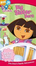 Dora the Explorer Big Sister Dora VHS