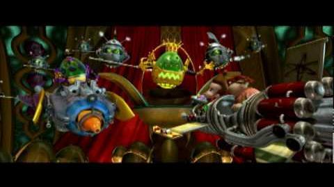 Jimmy Neutron's Nicktoons Blast