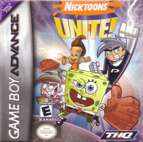 File:Nicktoons Unite for GBA.jpg