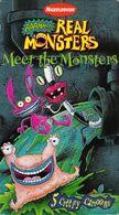 MeetTheMonsters Paramount VHS