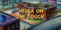 Helga on the Couch