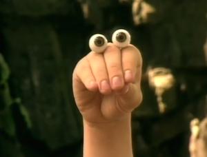 Oobi Noggin Nick Jr. TV Series Character