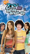 Zoey101 Spring Break-Up VHS