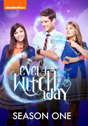 File:Every Witch Way Season 1 DVD.jpg