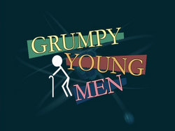 Grumpy Young Men (Title Card)