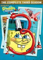 SpongeBob Season 3 DVD new version