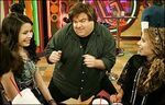 Dan Schneider with Miranda & her friend