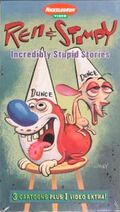 Incredibly Stupid Stories VHS