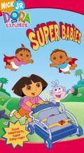 Dora the Explorer Super Babies VHS
