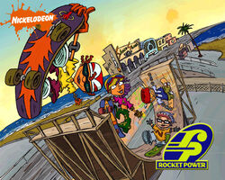 Rocket Power Wallpaper