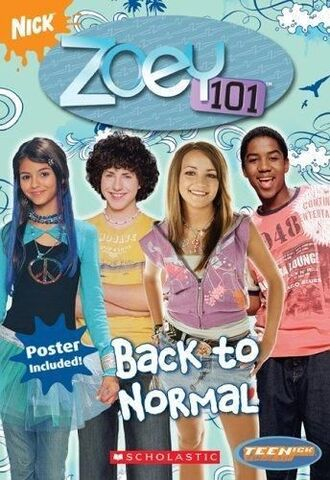 File:Zoey 101 Back to Normal Book.JPG