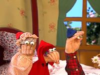 Oobi Angus Uma Kako Noggin Nick Jr. TV Series 5