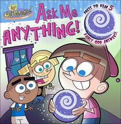 Fairly OddParents Ask Me Anything! Book