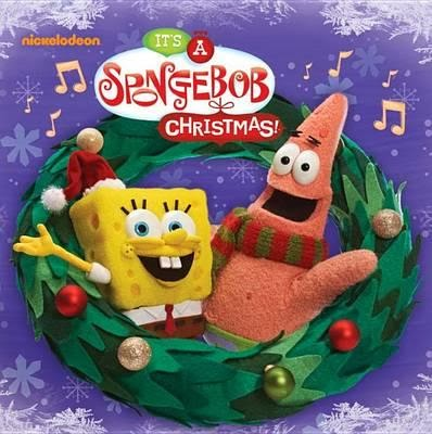 File:It's a SpongeBob Christmas! Book.jpg