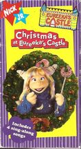 Eureeka's Castle Christmas at Eureeka's Castle VHS 2
