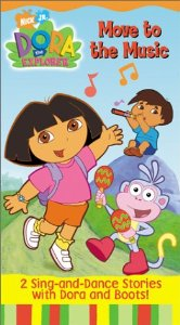 File:Dora the Explorer Move to the Music VHS.jpg