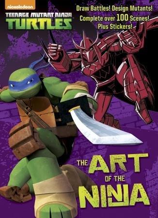 File:Teenage Mutant Ninja Turtles The Art of Ninja Book.jpg
