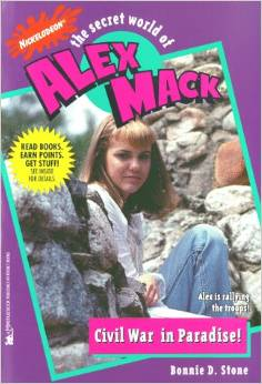 File:The Secret World of Alex Mack Civil War in Paradise! Book.jpg