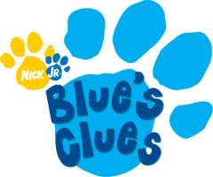 Blues Clues logo