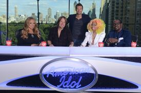 Nicki minaj american idol 1
