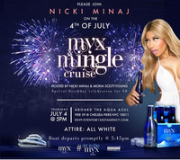 Myx Mingle Cruise