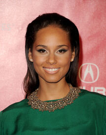 Alicia Keys 2012