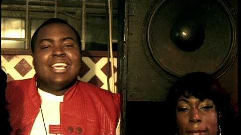 Sean Kingston - Letting Go (Dutty Love) ft