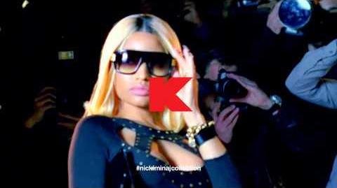 Kmart Commercial Nicki Minaj Collection